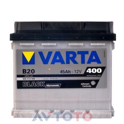 Аккумулятор Varta 545413040