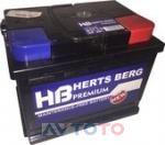 Аккумулятор Herts Berg PREMIUM60