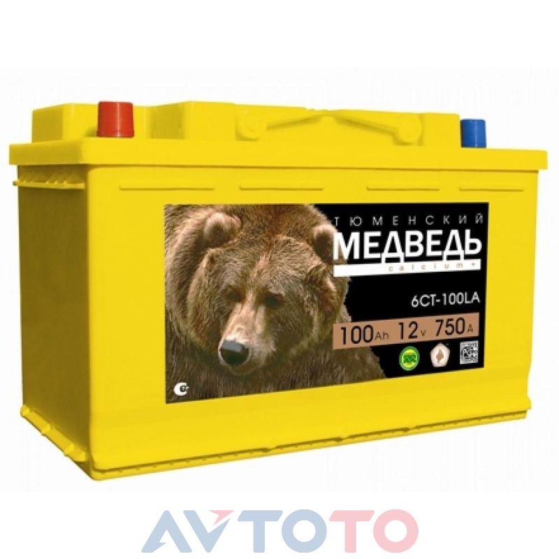 Аккумулятор Тюменский медведь 4607175650991