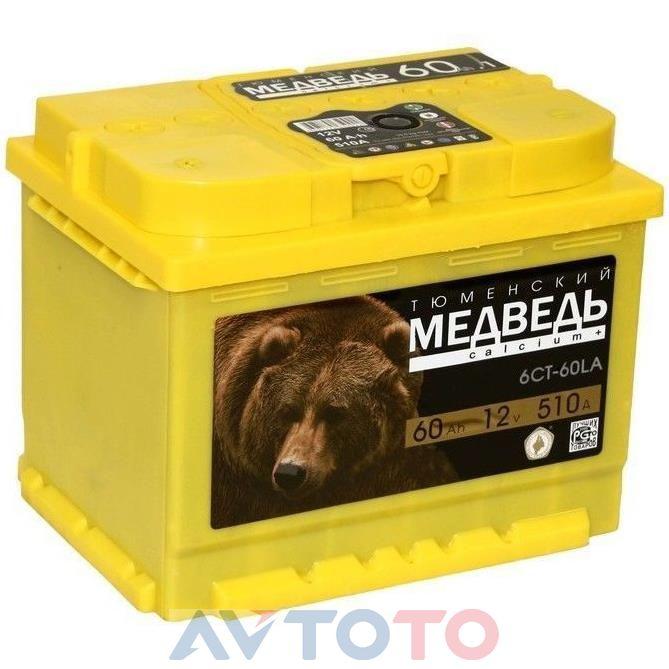 Аккумулятор Тюменский медведь 46071756509221