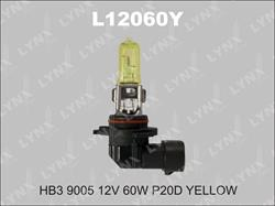 Лампа LYNXauto L12060Y