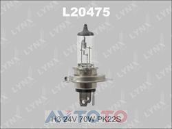 Лампа LYNXauto L20475