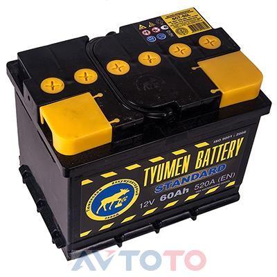Аккумулятор Tyumen Battery  6CT60L1