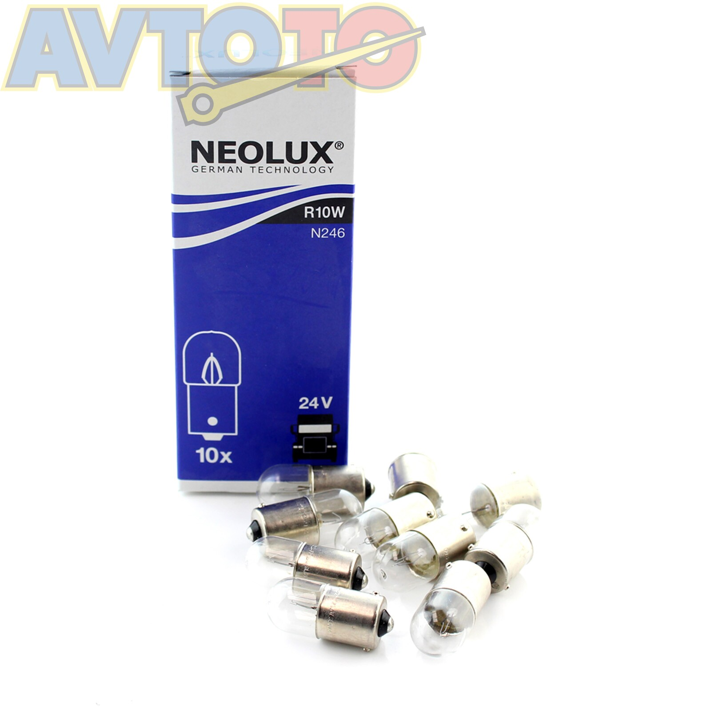 Лампа Neolux N246