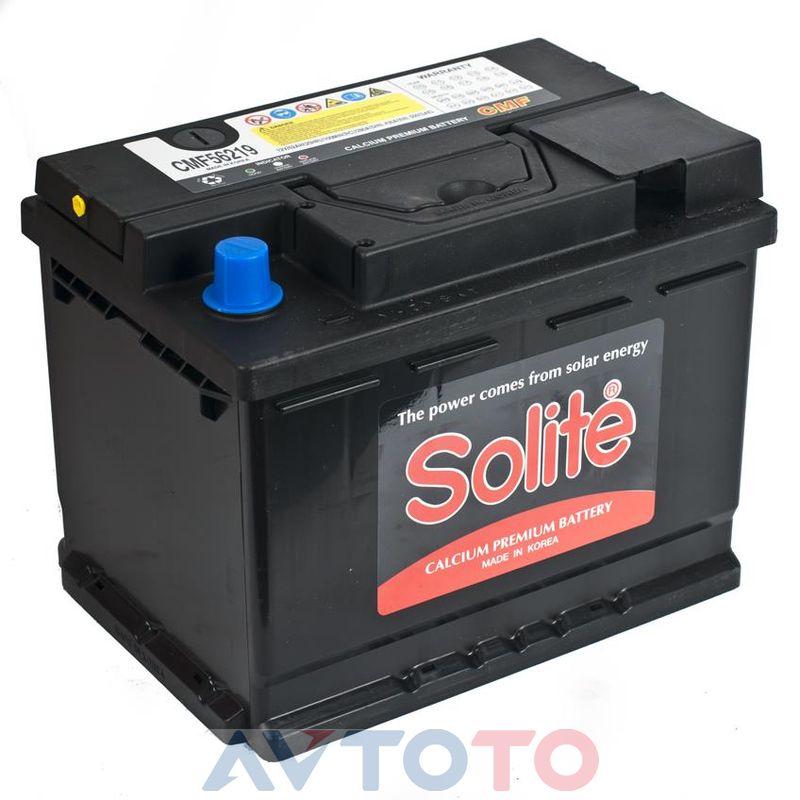 Аккумулятор Solite CMF56219