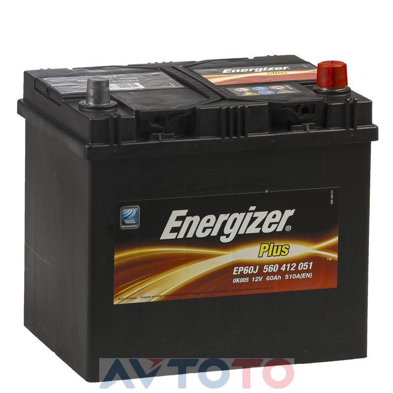Аккумулятор Energizer EP60J