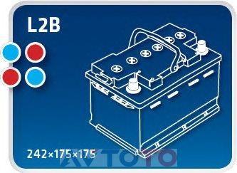 Аккумулятор Ipsa TM62P
