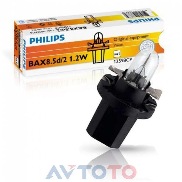 Лампа Philips 12598CP