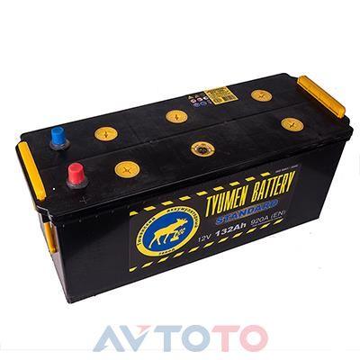 Аккумулятор Tyumen Battery  6CT132L1