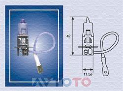 Лампа Magneti marelli 002554100000