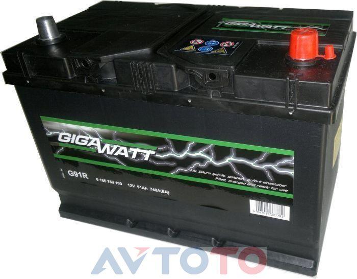 Аккумулятор Gigawatt 0185759100