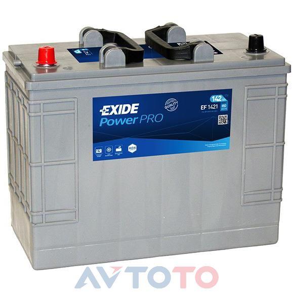 Аккумулятор Exide EF1421