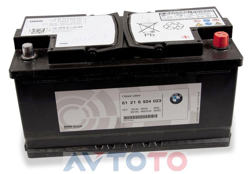 Аккумулятор BMW 61216924021