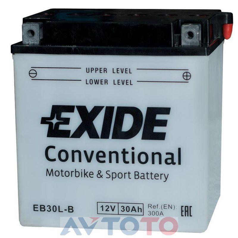 Аккумулятор Exide EB30LB