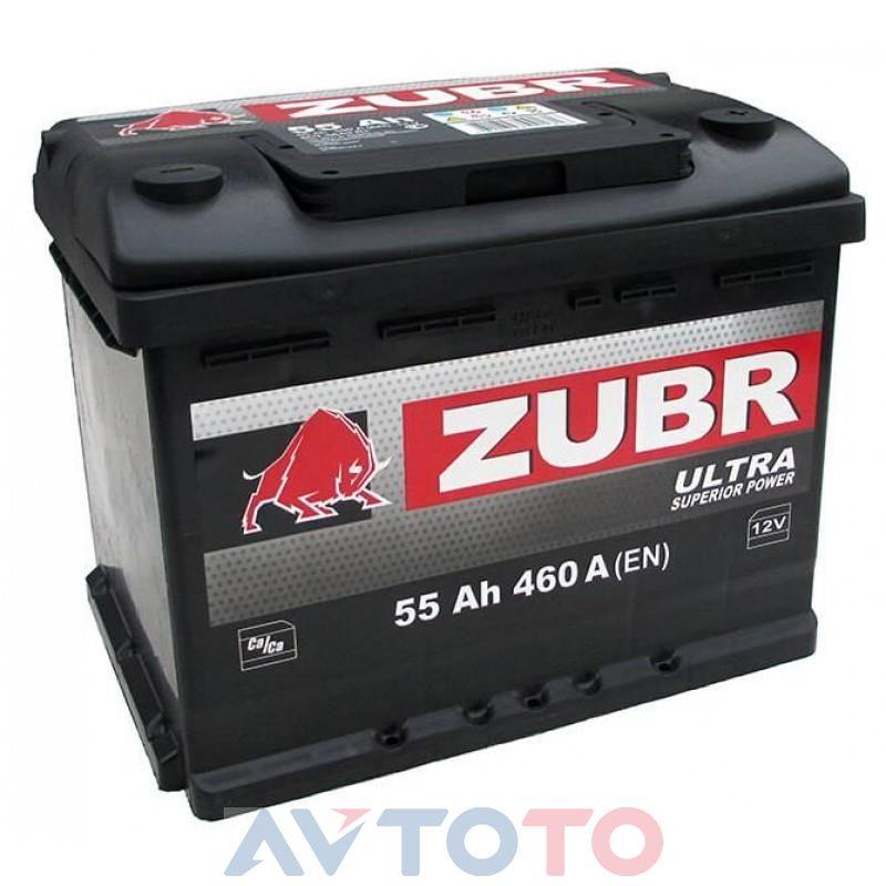Аккумулятор Zubr 4810728001816