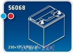 Аккумулятор Ipsa TMA60