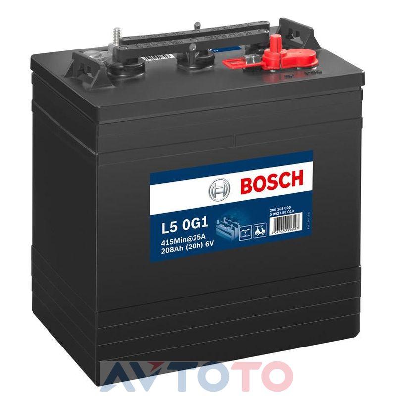 Аккумулятор Bosch 0092L50G10