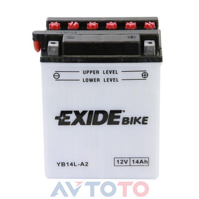 Аккумулятор Exide YB14LA2