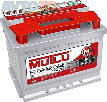 Аккумулятор Mutlu LB260051A