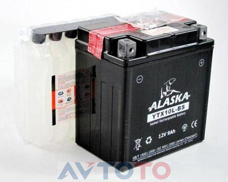 Аккумулятор Alaska YTX10LBS