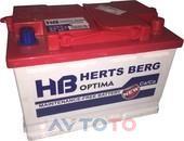 Аккумулятор Herts Berg OPTIMA190