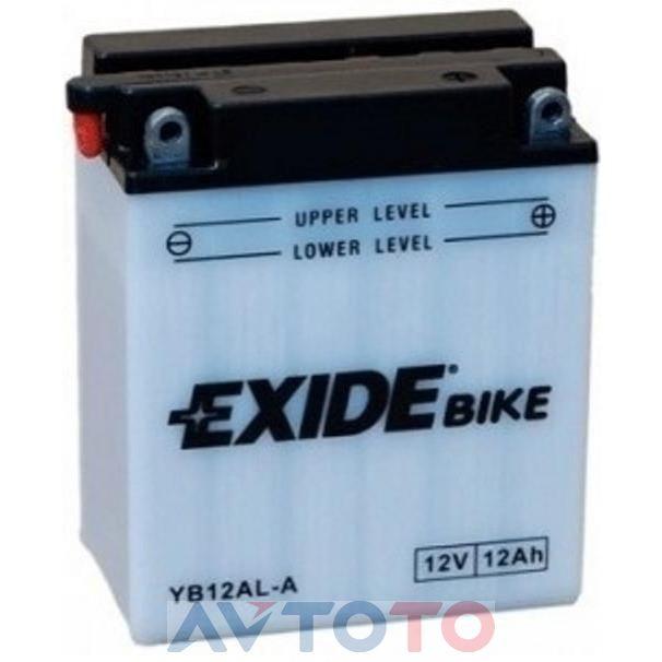Аккумулятор Exide YB12ALA