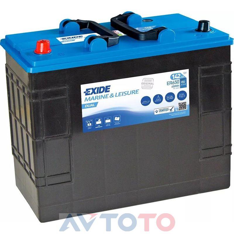 Аккумулятор Exide ER650