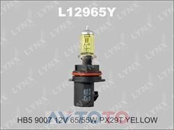 Лампа LYNXauto L12965Y