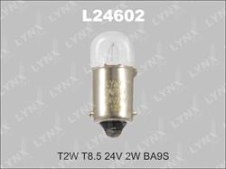 Лампа LYNXauto L24602