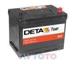 Аккумулятор Deta DB704