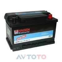 Аккумулятор Hagen 56530