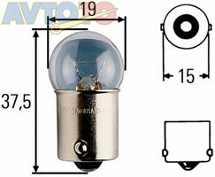 Лампа Hella 8GA002071251