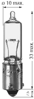 Лампа Beru 0500124210