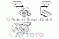 Сигнал звуковой Bosch 0320043900