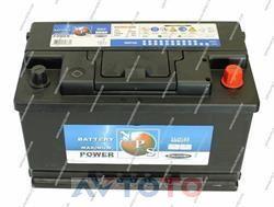 Аккумулятор Nippon pieces U540L60B