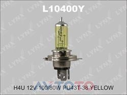 Лампа LYNXauto L10400Y
