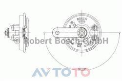 Сигнал звуковой Bosch 0320043017