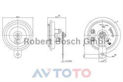 Сигнал звуковой Bosch 0320043804