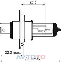 Лампа Valeo 032509