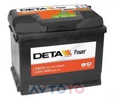 Аккумулятор Deta DB621