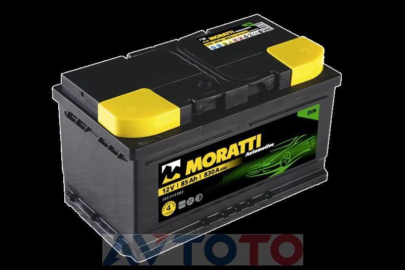 Аккумулятор Moratti 595017090