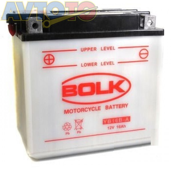 Аккумулятор Bolk 516015YB16BA