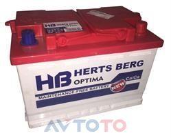 Аккумулятор Herts Berg OPTIMA55
