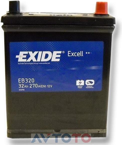Аккумулятор Exide EB320