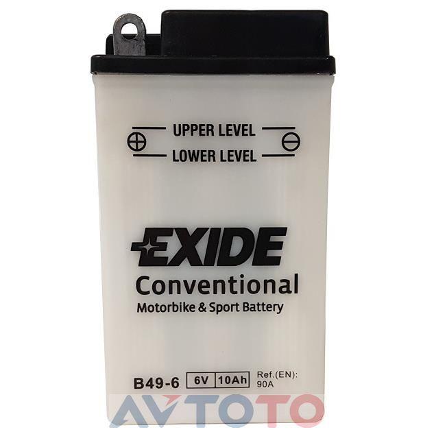 Аккумулятор Exide B496