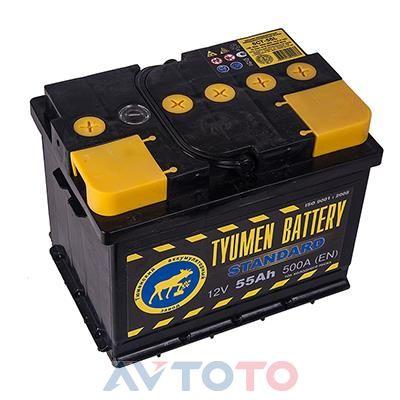 Аккумулятор Tyumen Battery  6CT55L1