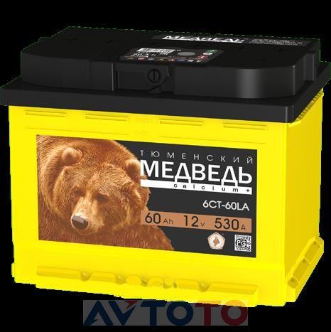 Аккумулятор Тюменский медведь 4607175655996