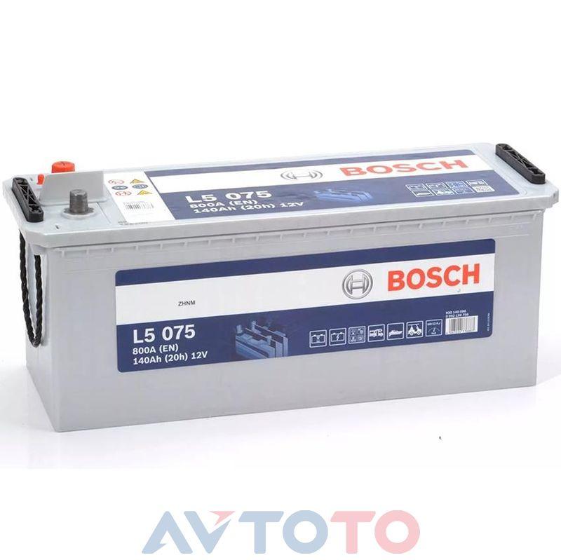 Аккумулятор Bosch 0092L50750