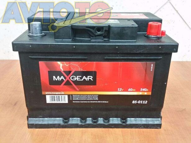 Аккумулятор Maxgear 850112
