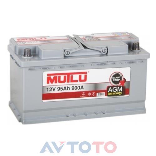 Аккумулятор Mutlu AGML595090A